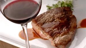vinho com carne vermelha 3