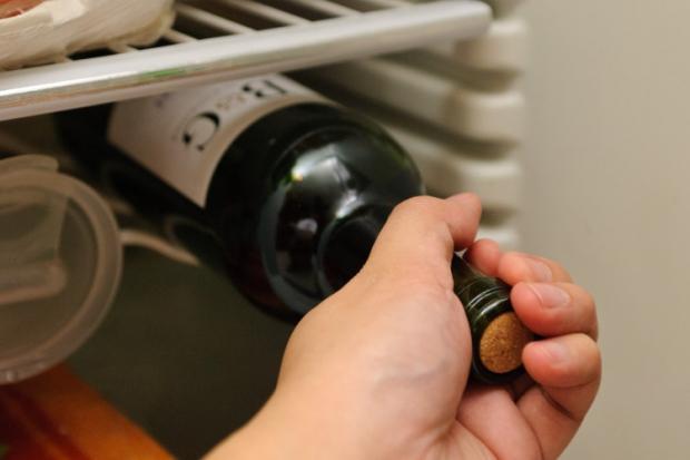 vinho na geladeira 3