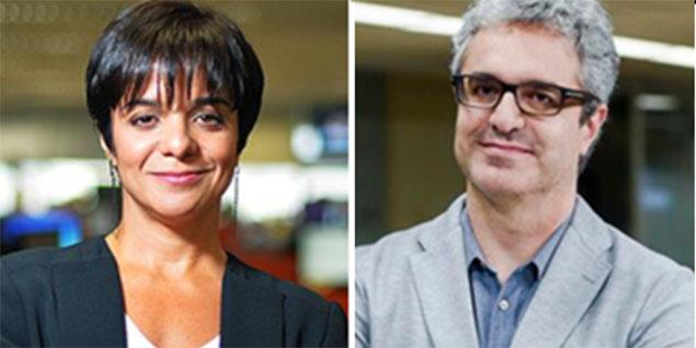 Carlos Graieb e Vera Magalhães, ex-Veja, são as novas contratações a Rádio Jovem Pan