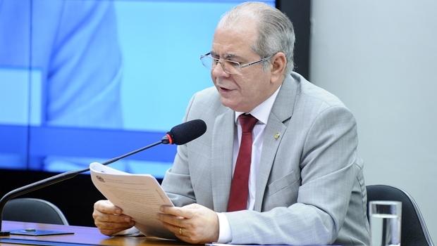 Deputado federal Hildo Rocha | Foto: Alex Ferreira
