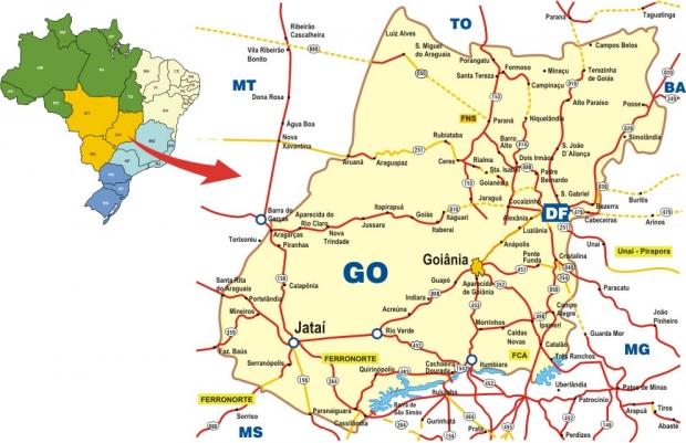 Mapa de Goiás 2 mapa_goias-municipios