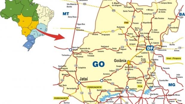 Goiás atrai pessoas de vários Estados. Elas buscam emprego e qualidade de vida