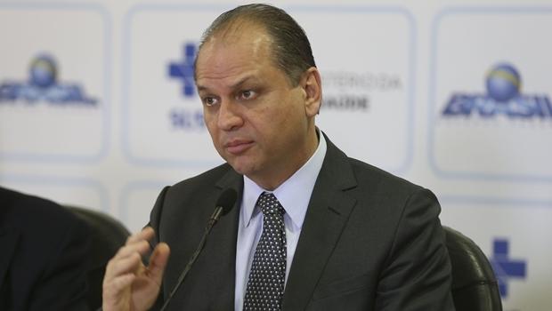 Mministro da Saúde, Ricardo Barros | Foto: Valter Campanato/Agência Brasil