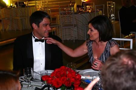 William Bonner e Fátima Bernardes: o amor e a paixão acabaram   Foto de Márcio Cunha