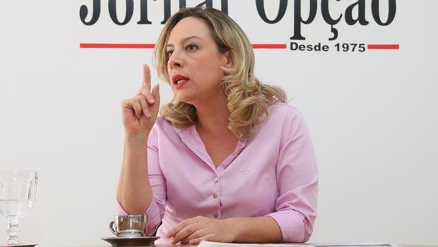 Adriana Accorsi: o objetivo agora é aproximar-se e superar o Delegado Waldir Soares