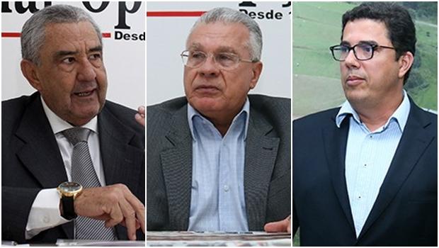 Três detidos pela Operação Decantação deixam prisão
