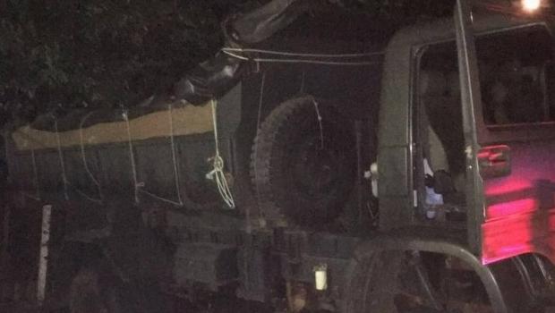 Polícia prende militares do Exército com três toneladas de maconha