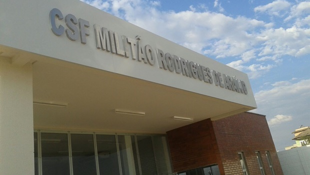 Prefeitura inaugura novo Centro de Saúde da Família