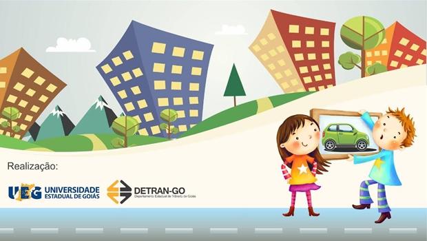 Detran-GO e UEG realizam concurso cultural