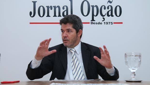"""Deputado de Goiás defende distritão: """"Respeito à vontade do eleitor"""""""