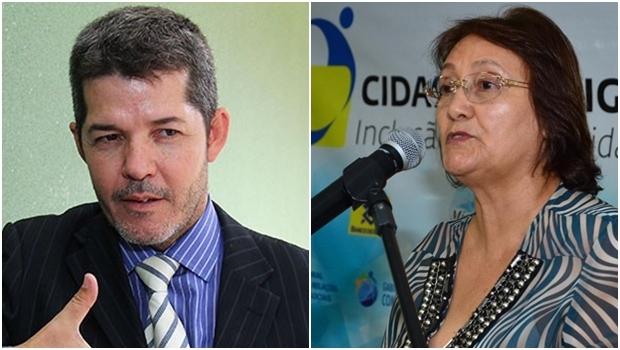 Rose Cruvinel é confirmada como vice de Waldir Soares para a disputa pela Prefeitura de Goiânia | Foto: Reprodução / Facebook