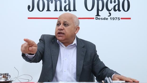 """""""Vou enfrentar os grandes grupos econômicos que dominam Goiânia"""""""