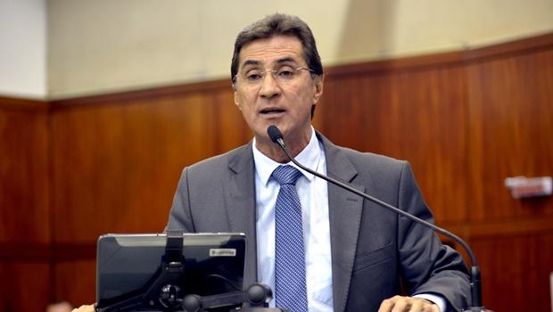 Chiquinho Oliveira assume liderança do governo nesta quarta-feira (1º)