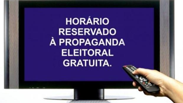 Propaganda eleitoral no rádio e na TV começa nesta sexta-feira (26)