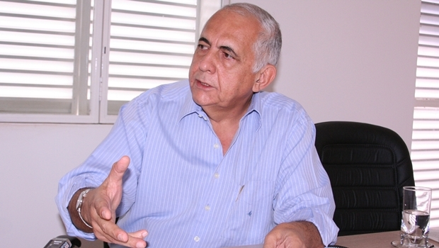 José Carlos Siqueira, em entrevista ao Jornal Opção em 2009 | Foto: Edilson Pelikano