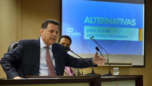 """Na Bahia, Marconi afirma que Brasil """"ficará emperrado se não fizer reformas"""""""