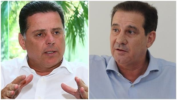 Marconi Perillo e Vanderlan Cardoso | Fotos: Jornal Opção