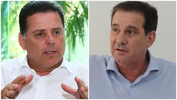 Marconi Perillo e Vanderlan Cardoso são as apostas do PP para senador