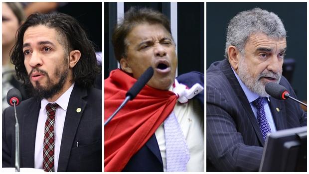 Câmara abre processos contra Jean Wyllys, Wladimir Costa e Laerte Bessa