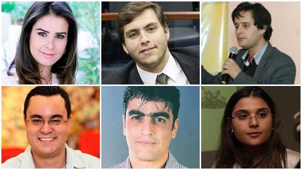 Quem são os jovens com fortes chances de se elegerem pra vereador em Goiânia