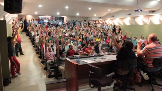 Servidores administrativos da UFG, IFG e IF Goiano anunciam estado de greve