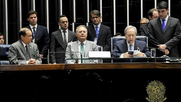 Senado dá início ao julgamento final do processo de impeachment de Dilma
