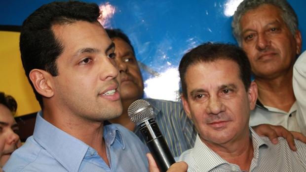 Thiago Albernaz será vice de Vanderlan Cardoso à Prefeitura de Goiânia