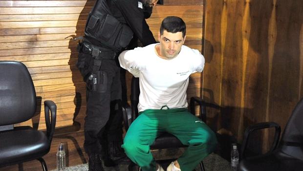 Serial killer de Goiânia é condenado a mais 21 anos de prisão por matar mulher grávida