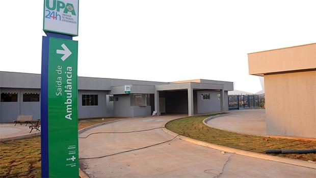 Com estrutura pronta, Unidade de Pronto Atendimento 24 horas (UPA)do Setor Soares aguarda chegada de aparelhos