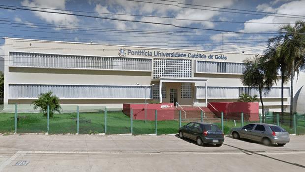Aluna relata novo caso de violência na Área 2 da PUC Goiás