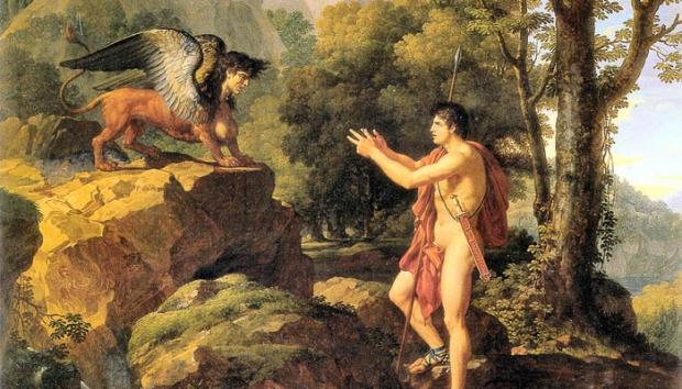 esfinge-grega