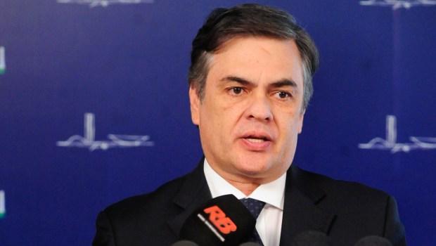 Líder do PSDB no Senado, Cássio Cunha Lima avisou que vai recorrer ao STF sobre manutenção de direitos de Dilma | Foto: Pedro França/Agência Senado