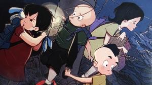 """Escrita e desenhada por Vitor e Lu Cafaggi, a premiada """"Turma da Mônica – Laços"""" é fiel aos personagens originais"""
