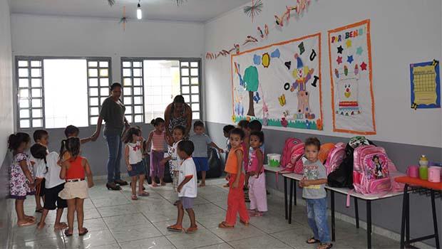 O atendimento ás crianças exige que os gestores não deixem faltar unidades de educação infantil na cidade | Foto: Divulgação