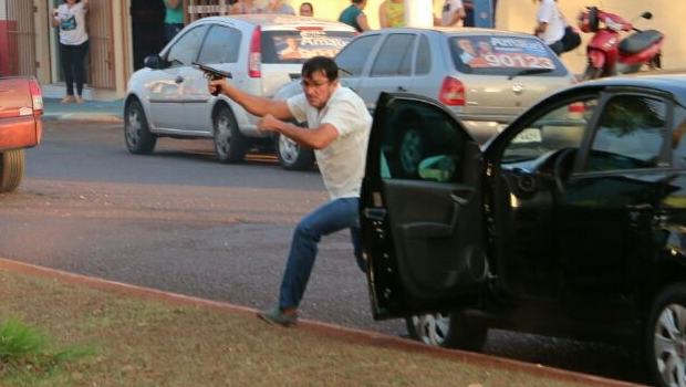 Assassino de Zé Gomes era psicótico, viciado em anfetamina e se sentia perseguido, diz PC