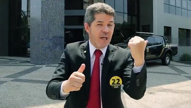 Deputado federal Waldir Soares diz que gestão de Iris Rezende é catastrófica