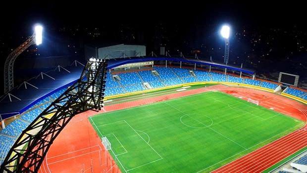 Estádio Olímpico recebe sua primeira partida oficial nesta terça-feira (26/9) | Foto: Divulgação