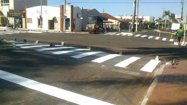 Projeto quer instalação de faixas de pedestres próximo a igrejas de Goiânia