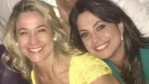 Fernanda Gentil e Priscila Montandon | Foto: Reprodução