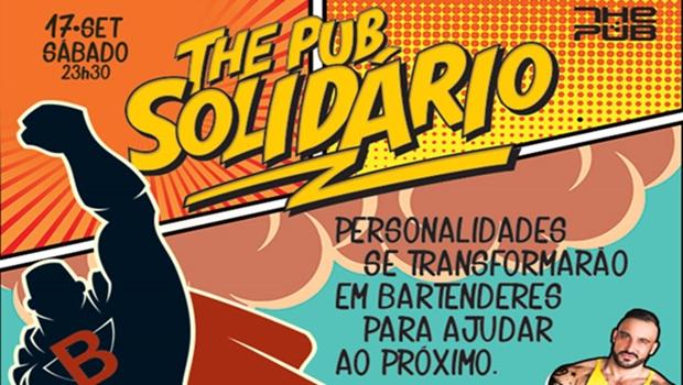 The Pub realiza festa beneficente que arrecadará doações para Araújo Jorge