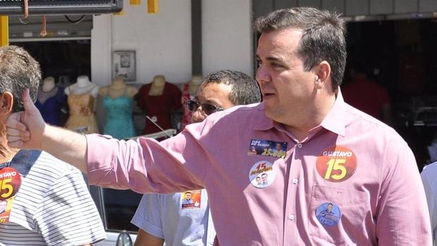 Gustavo Mendanha pode ser eleito no 1º turno. Aliança entre Alcides e Marlúcio pode ir para o brejo