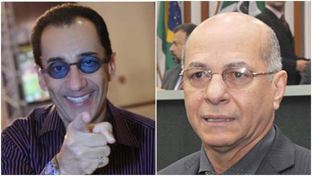 Jorge Kajuru é processado pelo candidato do PSDB a prefeito de Aparecida, Alcides Ribeiro
