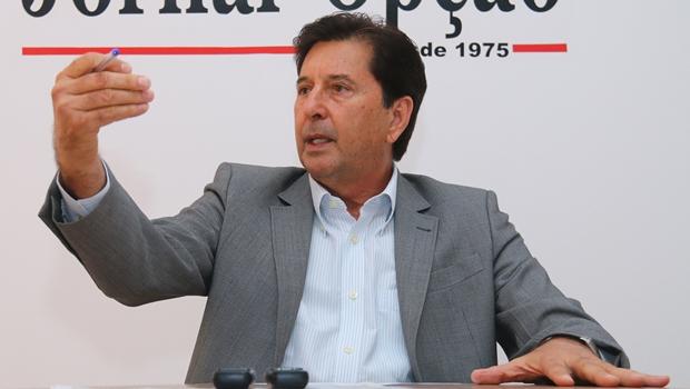 Pesquisa mostra que Maguito Vilela supera Ronaldo Caiado, Lúcia Vânia e José Eliton