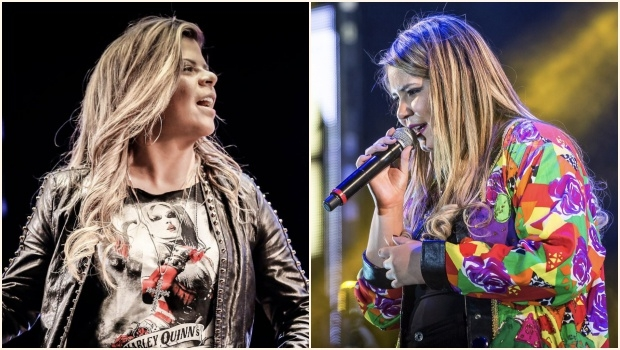 Show das cantoras vai ter que ser realizado em outro lugar porque, aponta juíza, finalidade do autódromo não é essa | Fotos: Reprodução Facebook