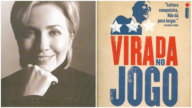 Livro conta que Hillary agrediu Bill Clinton, que tomou pontos na cabeça