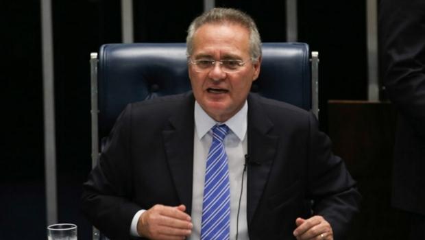 Presidente do Senado Renan Calheiros diz que votação da PEC de Teto de Gastos será concluída ainda este ano | Foto: Reprodução /  Agência Senado