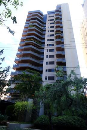 Apartamento de Iris Rezende no Edifício Solar dos Buritis, no Setor Oeste, foi declarado à Justiça Eleitoral com valor de R$ 520 mil, mas corretores avaliam que o preço atual do imóvel é de, pelo menos, R$ 1,5 milhão