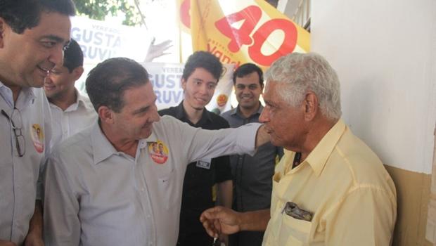 """""""População abraçou nossas propostas para o desenvolvimento de Goiânia"""", diz Vanderlan"""