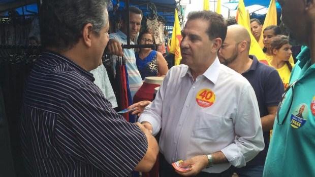 Vanderlan propõe parcerias para melhorar estrutura básica das feiras de Goiânia