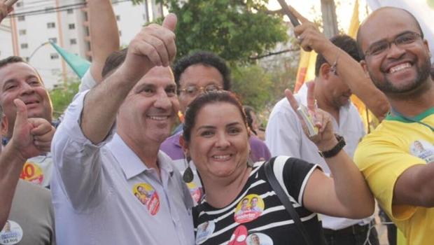 PR oficializa apoio à Vanderlan Cardoso em Goiânia